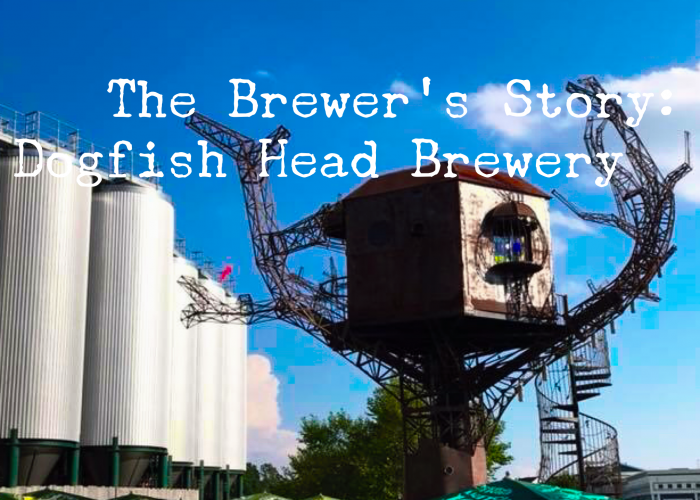 The Brewer's Story: Dogfish Head