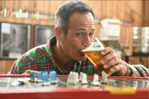 Dogfish Head founder Sam Calagione