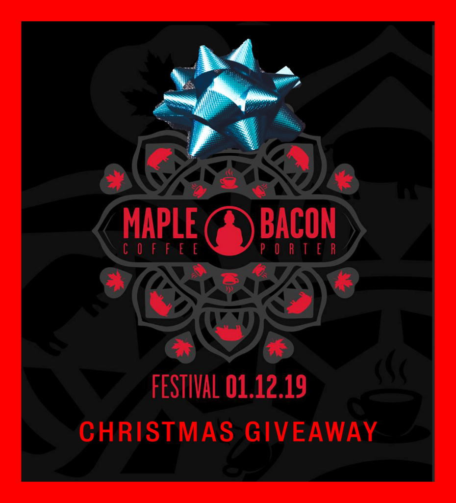 Funky Buddha Maple Bacon Coffee Christmas 2018