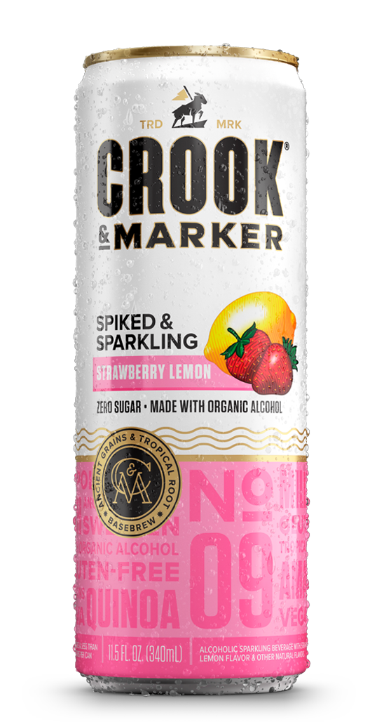 Crook and Marker Strawberry Lemon