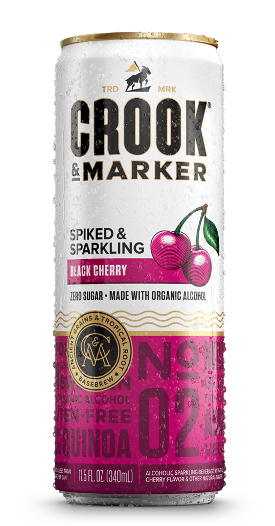 Crook and Marker Black Cherry