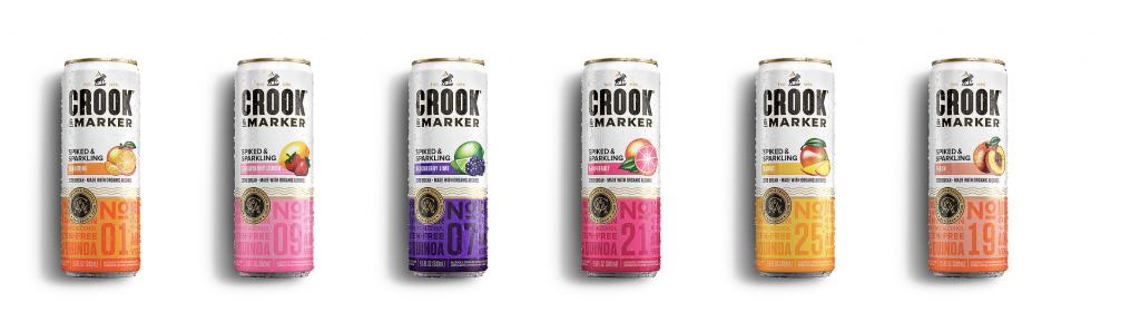 Crook and Marker Rainbow