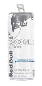 Red Bull White Edition Coconut Berry Can