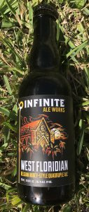 Infinite Ale Works West Floridian in the Grass