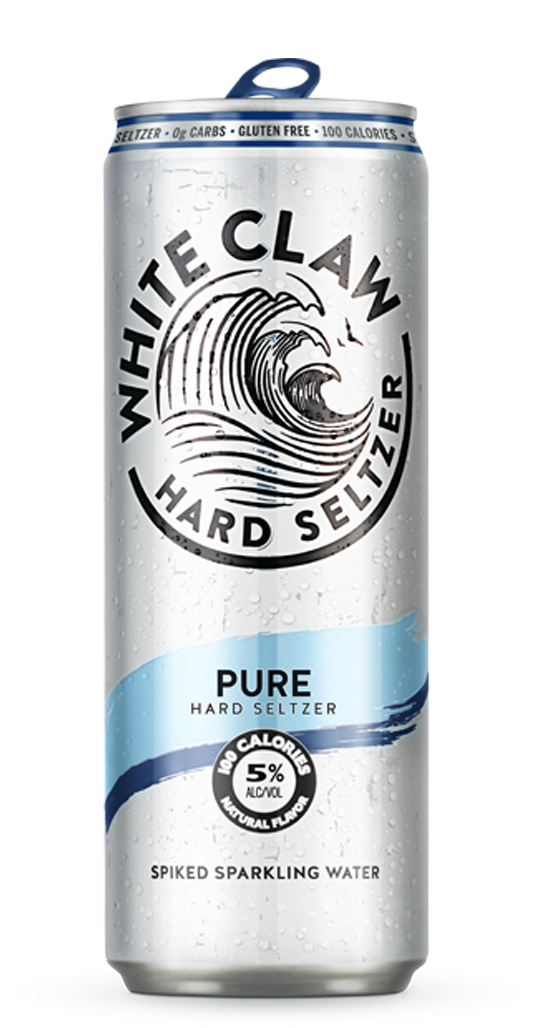 White Claw Pure Seltzer