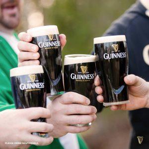 Guinness Toast