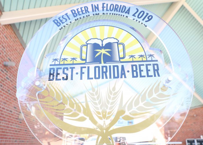 Best Florida Beer Brewers Ball Plaque