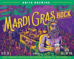 Abita Brewing MardiGrasBock
