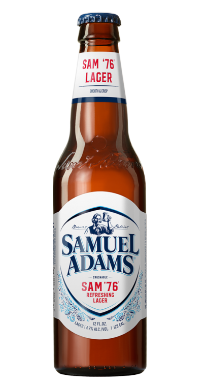 Samuel Adams SAM 76