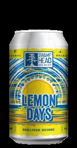 Swamp Head Brewery Lemon Days Berliner Weisse