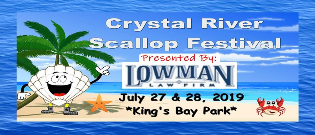Crystal River Scallop Fest