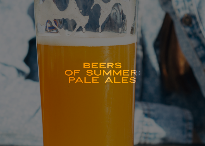 Beers of Summer: Pale Ales Title Pic