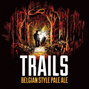 Infinite Ale Works Trails Pale Ale Logo