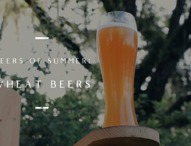 Beers of Summer: Wheat Ales