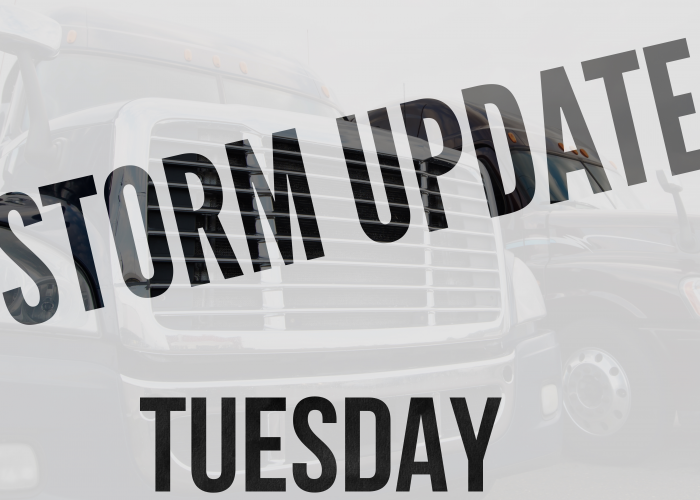 Team Cone Tuesday Storm Update