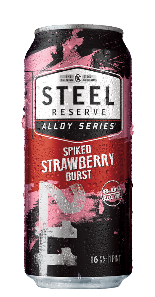 Steel Reserve: Alloy Series - Strawberry Burst