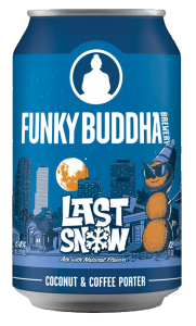 Funky Buddha Last Snow can