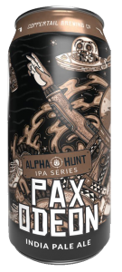 Coppertail Brewing Alpha Hunt: Pax Odeon