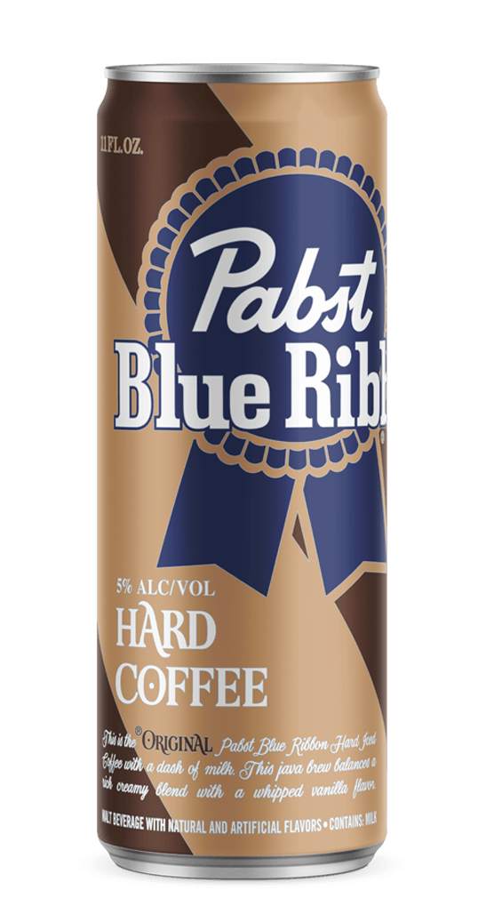 Pabst Blue Ribbon Coffee