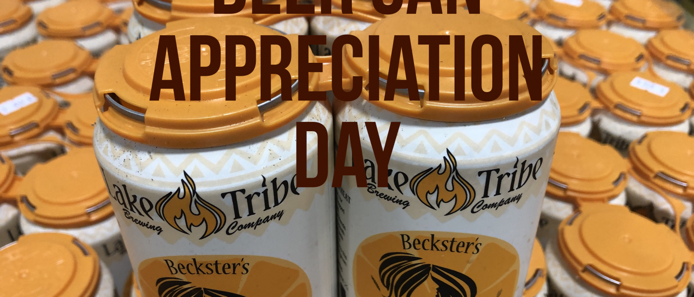 Beer Can Appreciation Day