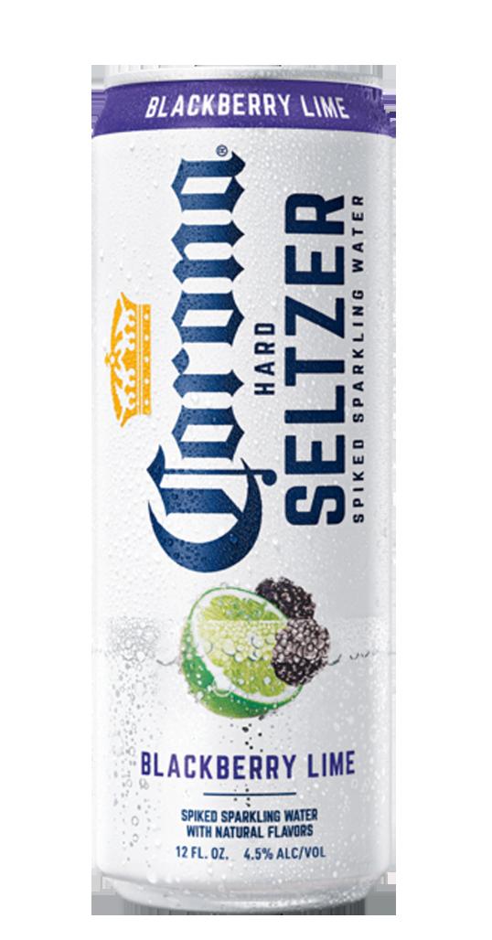Corona Blackberry Lime Hard Seltzer