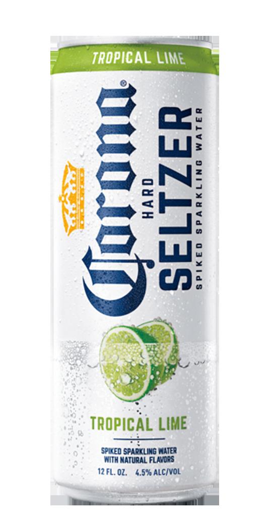 Corona Lime Hard Seltzer