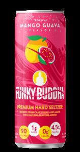 Funky Buddha Premium Seltzer Mango Guava