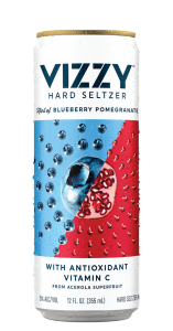 Vizzy Blueberry and Pomegranate