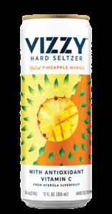 Vizzy Pineapple Mango Seltzer