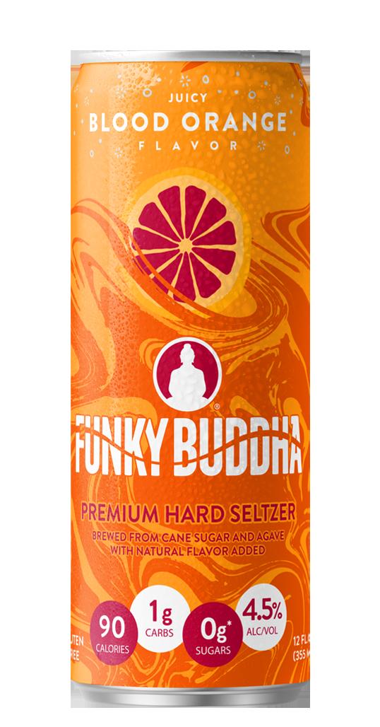 Funky Buddha Premium Blood Orange Hard Seltzer