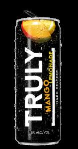 Truly Mango Lemonade Hard Seltzer