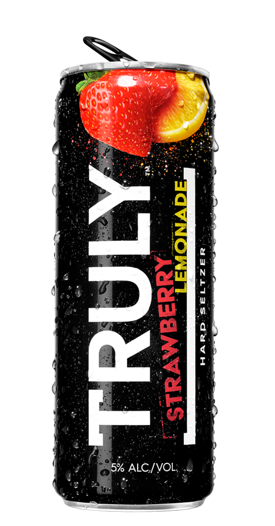 Truly Strawberry Lemonade Hard Seltzer