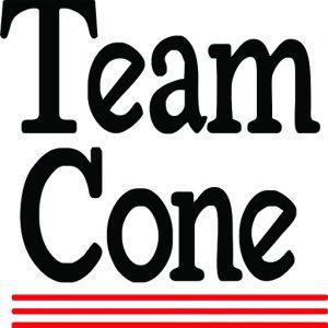 Team Cone logo for site logo