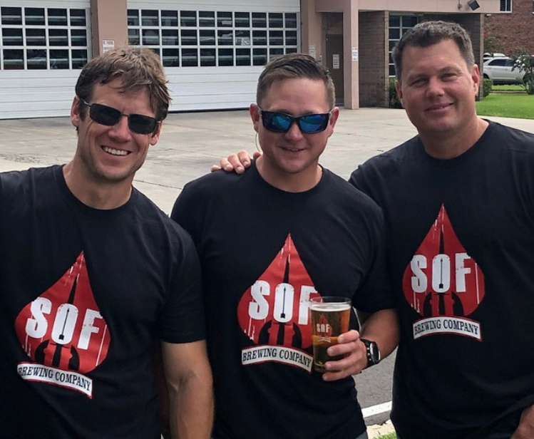 SOF Brewing founders