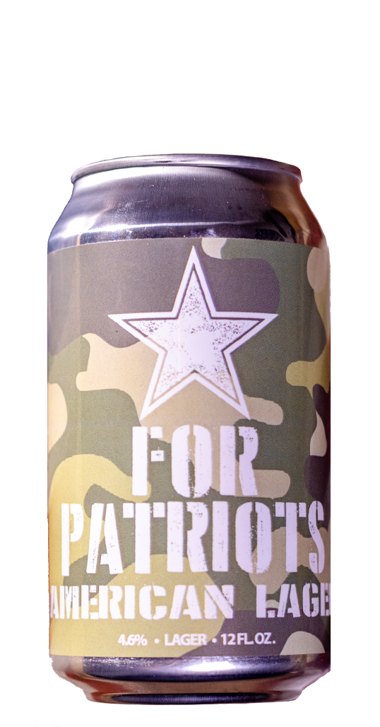 Special Operation Forces (SOF) Brewing For Patriots Lager
