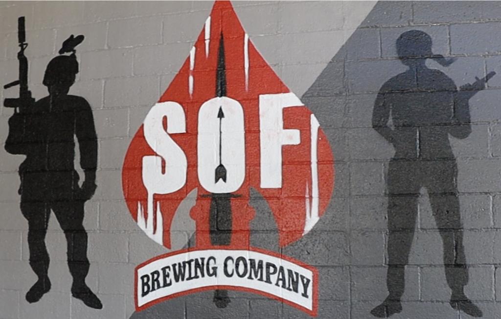 SOF Brewing Company exterior