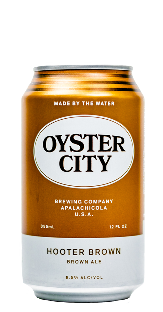 Oyster City Hooter Brown Ale