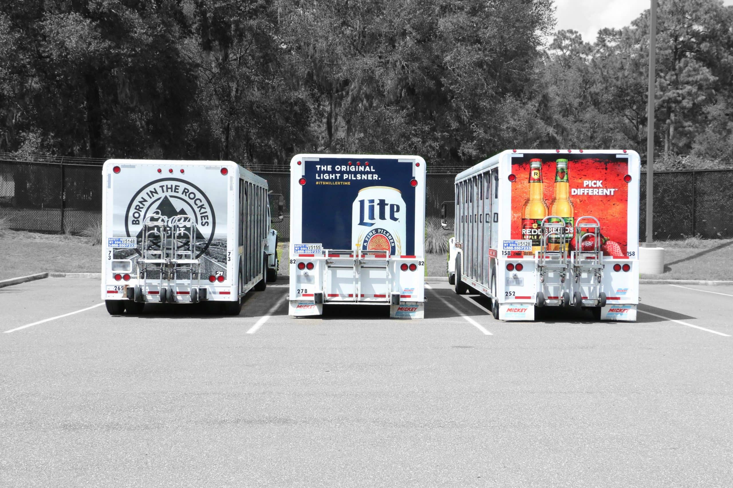 Team Cone Beer Trucks