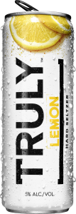 Truly Lemon Hard Seltzer