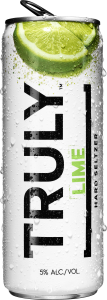 Truly Lime Hard Seltzer