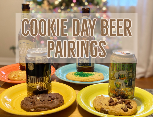 National Cookie Day Beer Pairings
