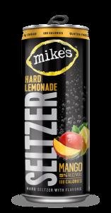 Mike's Hard Mango Lemonade Seltzer