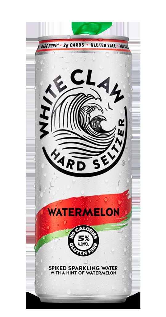 White Claw Watermelon Hard Seltzer