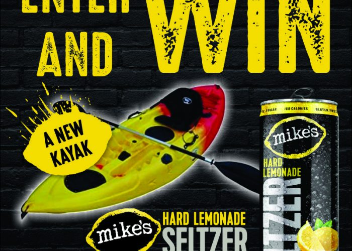 Mike's Hard Lemonade Seltzer Giveaway Template