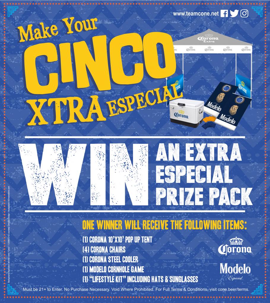 Make Your Cinco Especial