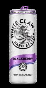 White Claw Blackberry Hard Seltzer