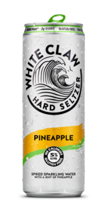 White Claw Pineapple Hard Seltzer