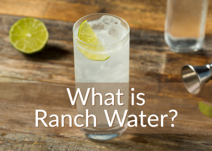 What is Ranch Water cocktail