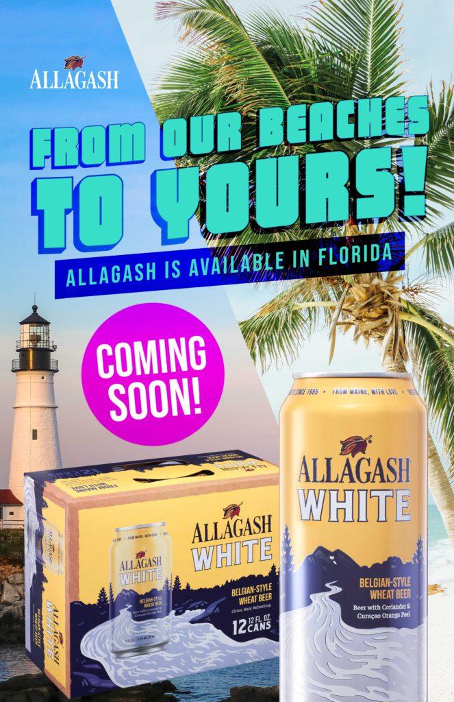Allagash Brewing - Coming soon!