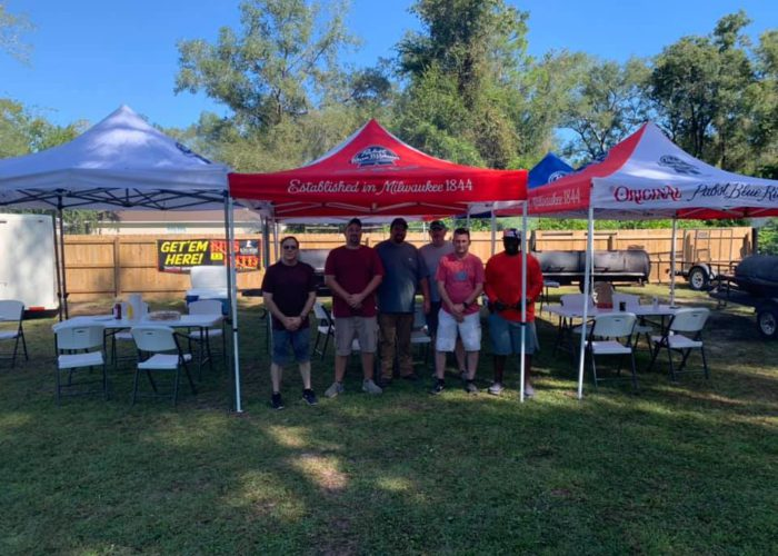 Tallahassee Rib Sale earns over $9,000 for St. Jude